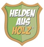 Helden aus Holz Logo